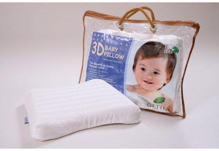 """Подушка из 100% натурального латекса """"Baby 3D"""""""
