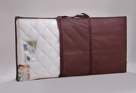 Матрас в детскую кроватку из 100% природного латекса  60х120х10см