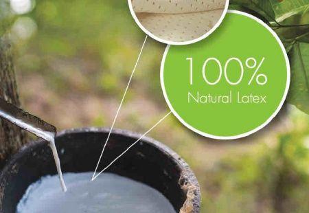 """Подушка для путешествий из 100% природного латекса """"Neck"""" малый"""