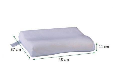 """Подушка из 100% натурального латекса """"3D Junior"""""""