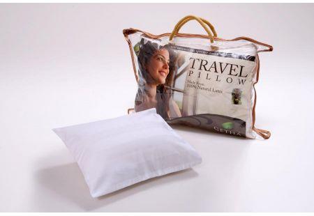 """Подушка для путешествий из 100% природного латекса """"Travel"""""""